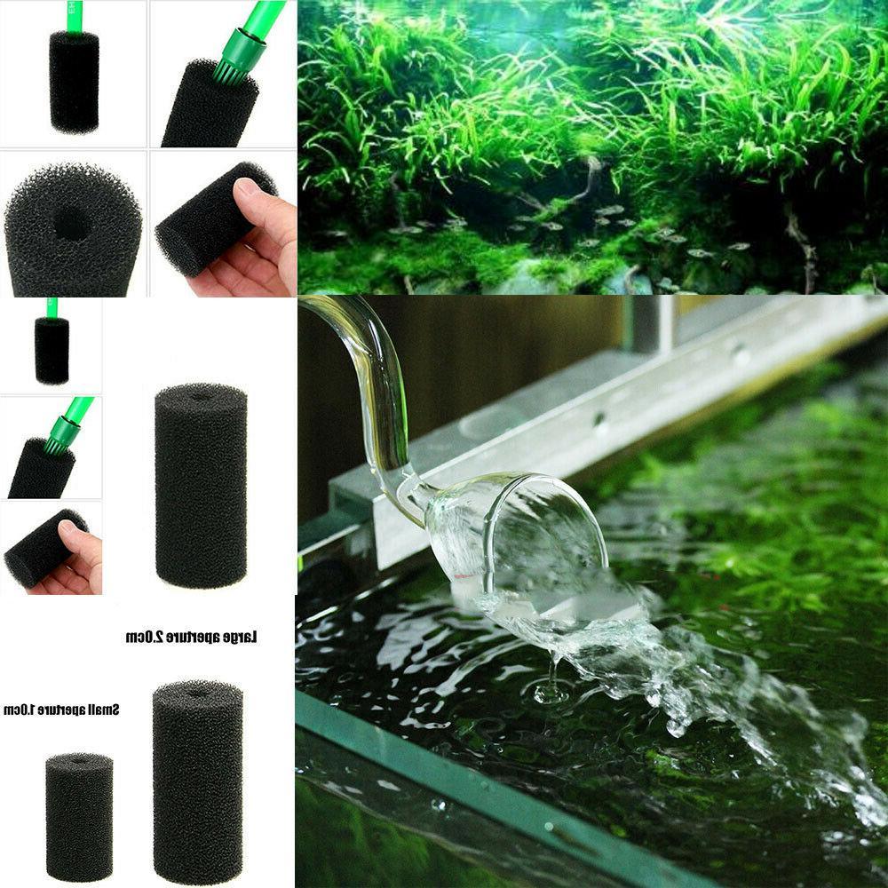 2/10Pcs Bio Foam Aquarium Tank Filter Supplies
