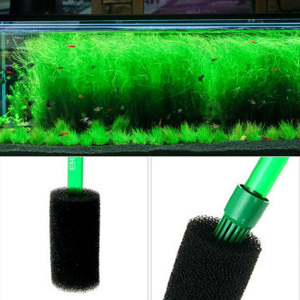 2/10Pcs Pre-Filter Foam Mesh Tank Supplies