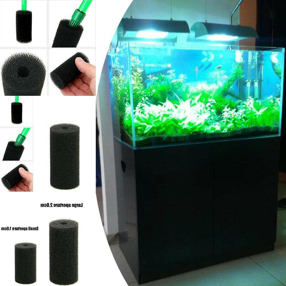 2/10Pcs Bio Foam Aquarium Fish Tank Filter Supplies