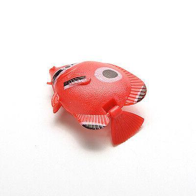 2/5 Aquarium Plastic Fish HI