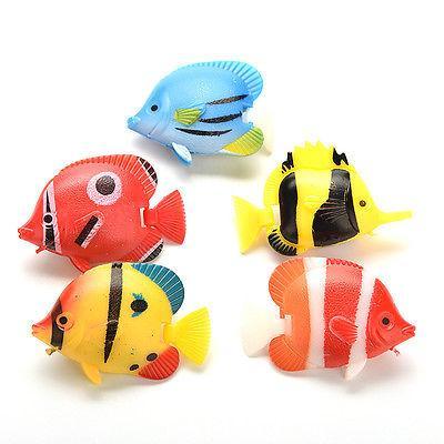 Plastic Artificial Fish