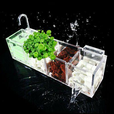 2-6 Grids Fish Tank Box Stock
