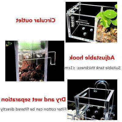2-6 Fish Box Without Pump US Stock