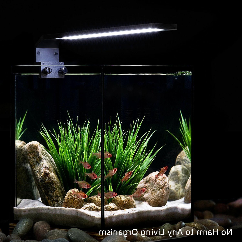 2 400lm LED Aquarium Light, Fish Tank