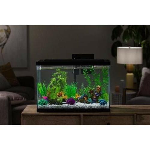 20- Gallon Fish Tank (Aqua Aquarium Kit