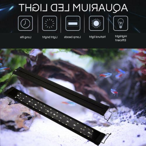 """24""""-48"""" Aquarium Light Full Spec 36 60"""