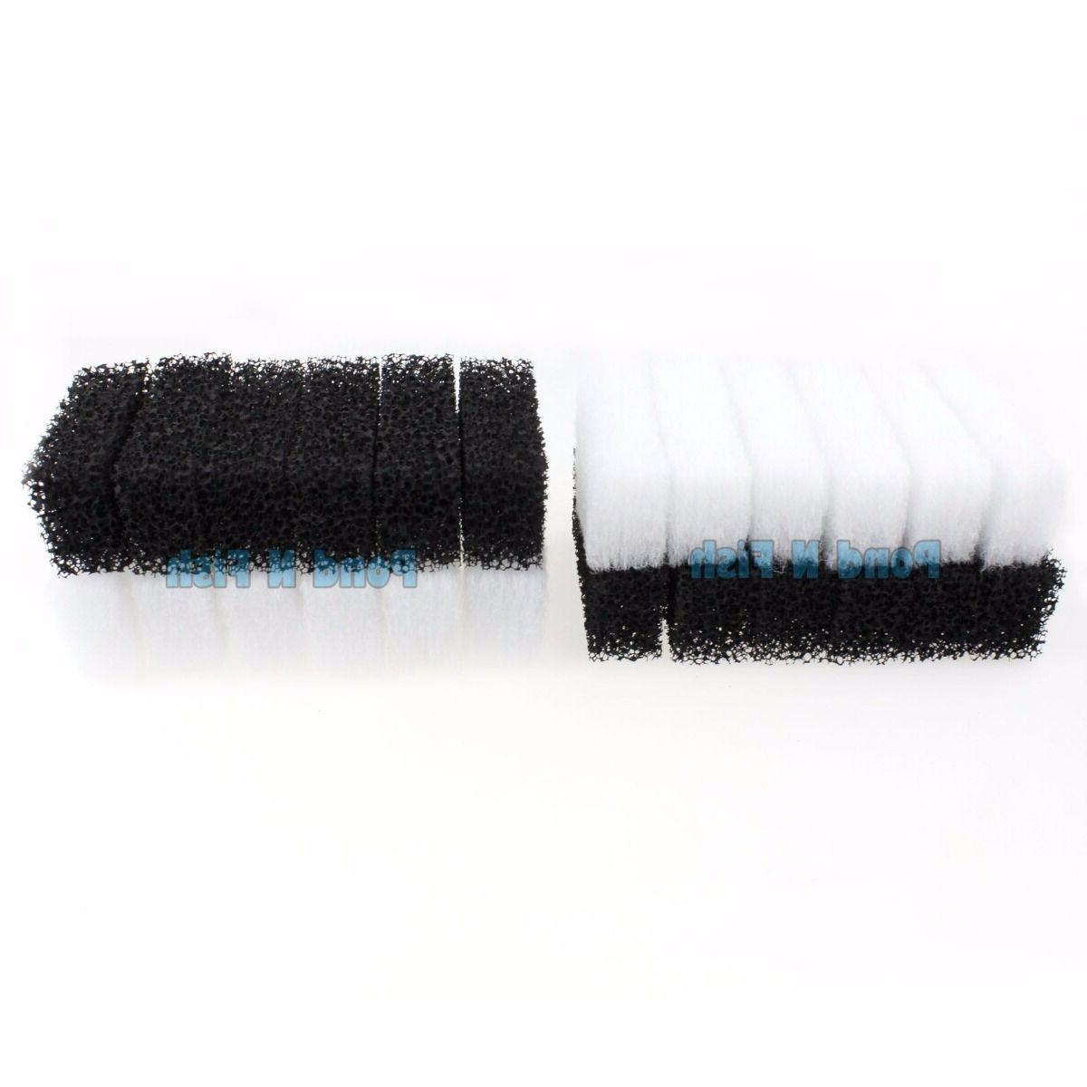 24 pcs replacement filter sponges for hob
