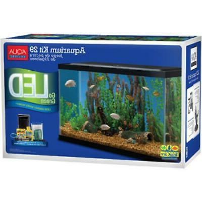 Aqua Culture 29-Gallon Starter LED, Pet NEW