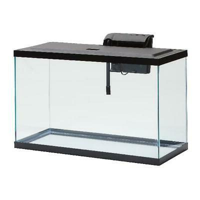 Aqua 29-Gallon Aquarium Starter Kit Pet Fish