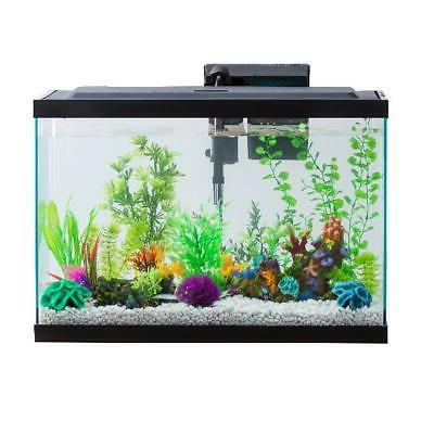 29 gallon aquarium starter kit with led