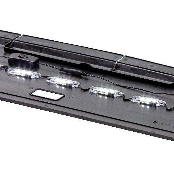 29-Gallon Fish Starter Pack with LED Fish Tank Kit Filter