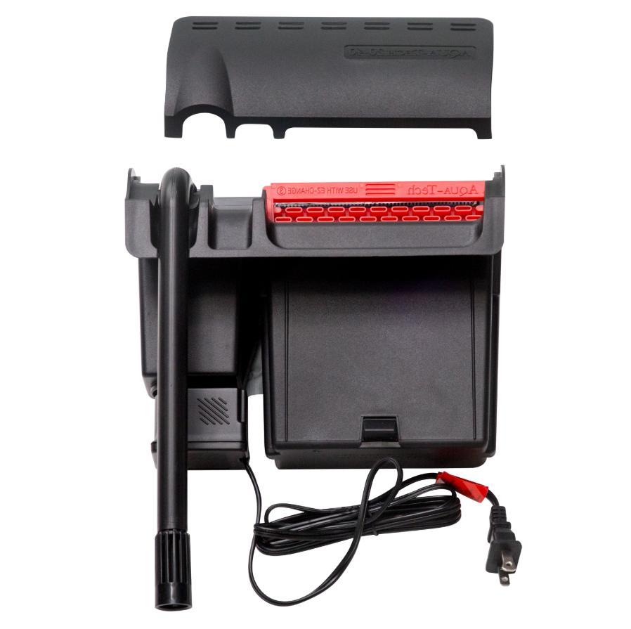 29-Gallon Pack Tank Kit Filter
