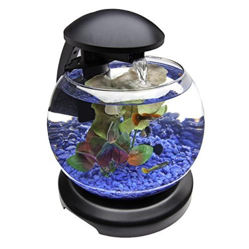 Tetra 1.8 Gallons, With Filtration