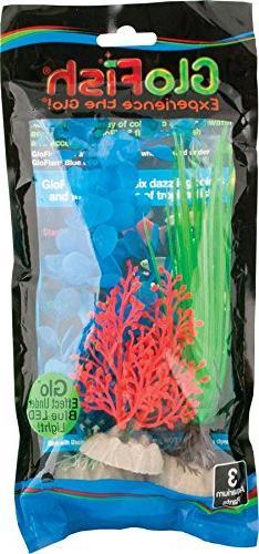 GloFish 29286 Multi-Pack Plants