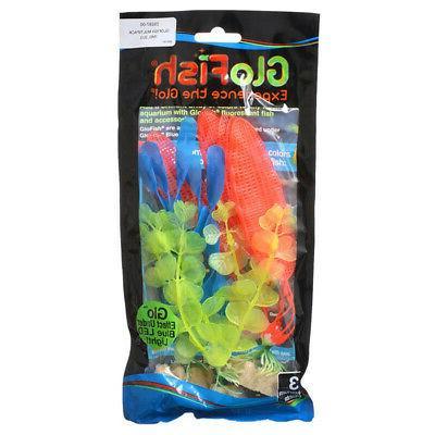 GloFish 29287 Multi-Pack Plants .