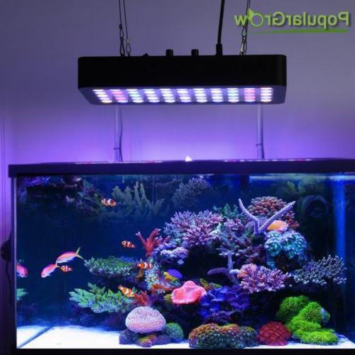 165W Light Full Spectrum Dimmable Tank Lamp