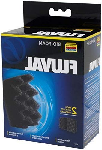 Fluval 306 A212 Filter w/Bio-Foam, Polishing Pads