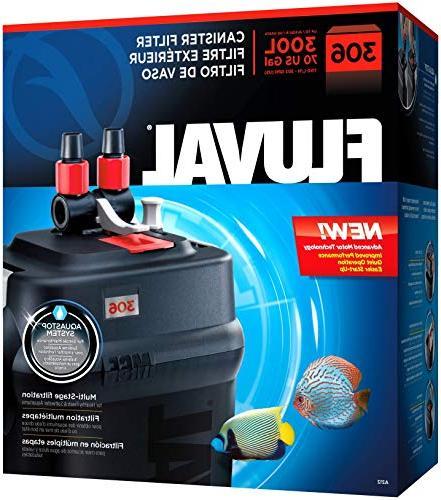Fluval 306 A212 Filter w/Bio-Foam, Polishing