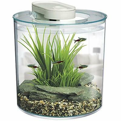 360 degree starter kits aquarium desktop pet