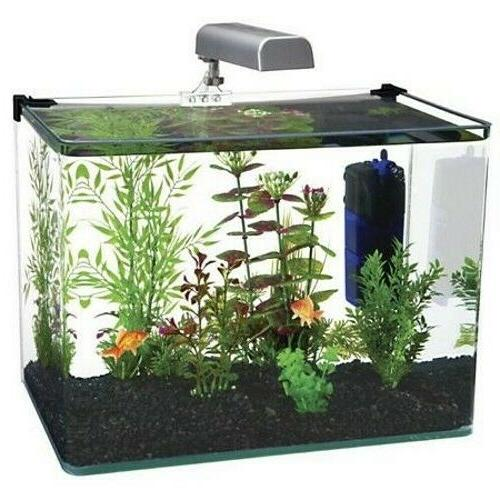 Penn-Plax With Fish Tank Glass