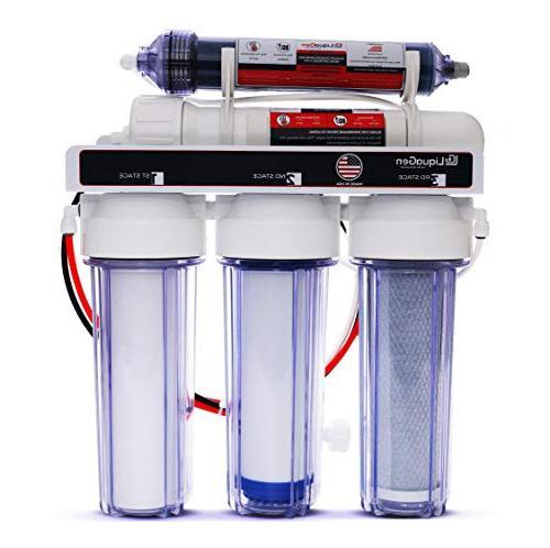 5 stage reverse osmosis deionization