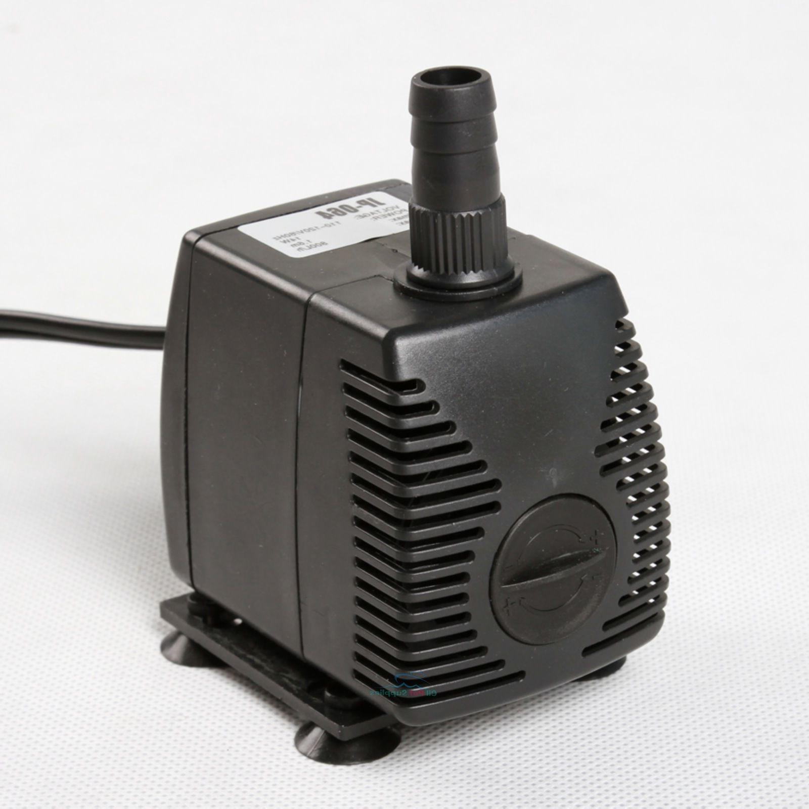 50 1455 Submersible Pump Tank Fountain Hydroponic