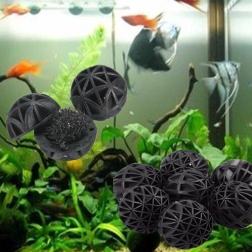50 x 36-16mm Aquarium Fish Media Bio Pond