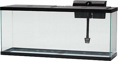 55 Gallon Aquarium LED Lights Filter Hood Pet