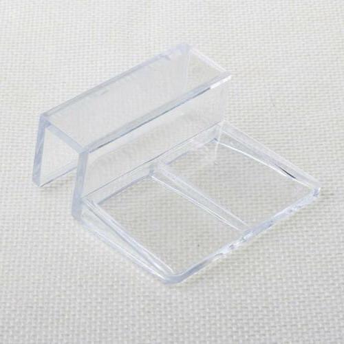 4x Lid Holder Fish Lid Cover Bracket Clip Support J