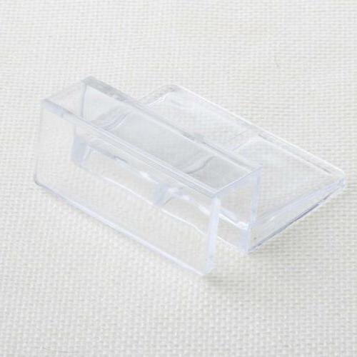 Practical Fish Acrylic Clips Support Parts