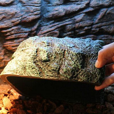 Aquarium Reptile Practical Rest Cave