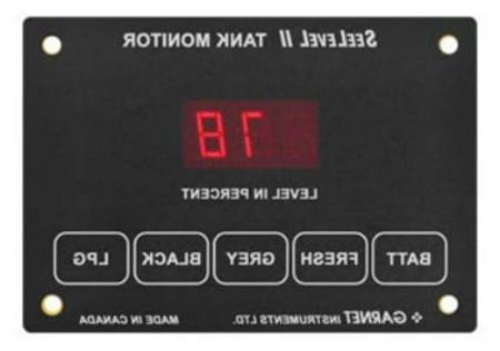 709 seelevel ii tank monitoring