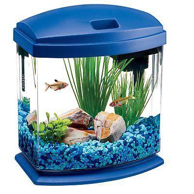 Aqueon LED Aquarium Starter Kits with LED Lighting, 1