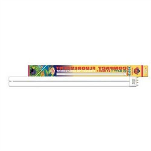 Coralife 05504 6700K Straight Pin Compact Fluorescent Lamp,