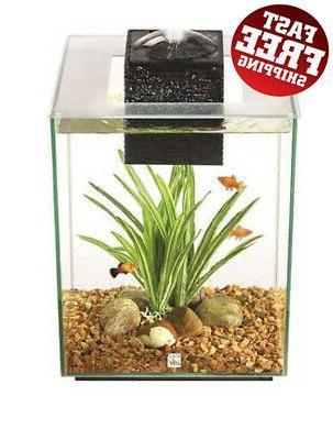 Fluval 10505 Chi II Aquarium Set, 5 gal