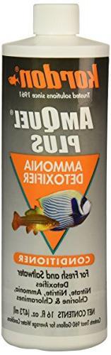 Kordon AmQuel Plus Instant Water Detoxifier & Ammonia Contro