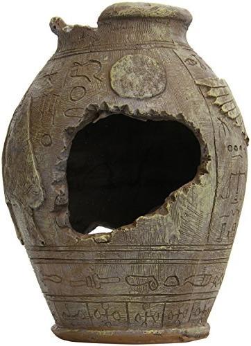 ancient vase 2 ornament aquarium