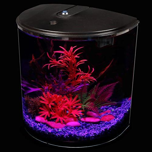 AquaView 3.5-Gallon Fish with Power LED Lighting