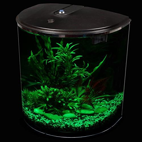 AquaView 3.5-Gallon Fish with Power and LED