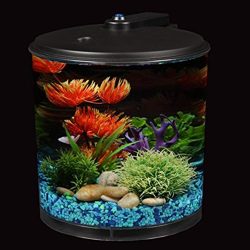 Koller 360 Fish Power Filter and Lighting -
