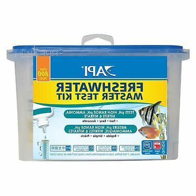 api freshwater master test kit 800 test