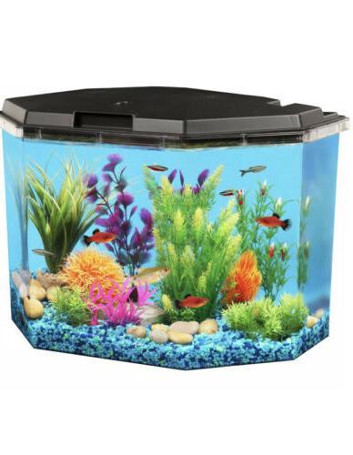 api semi hex aquarium kit