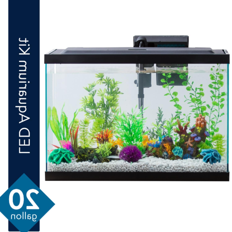 Aqua Culture Aquarium Starter Kit Natural