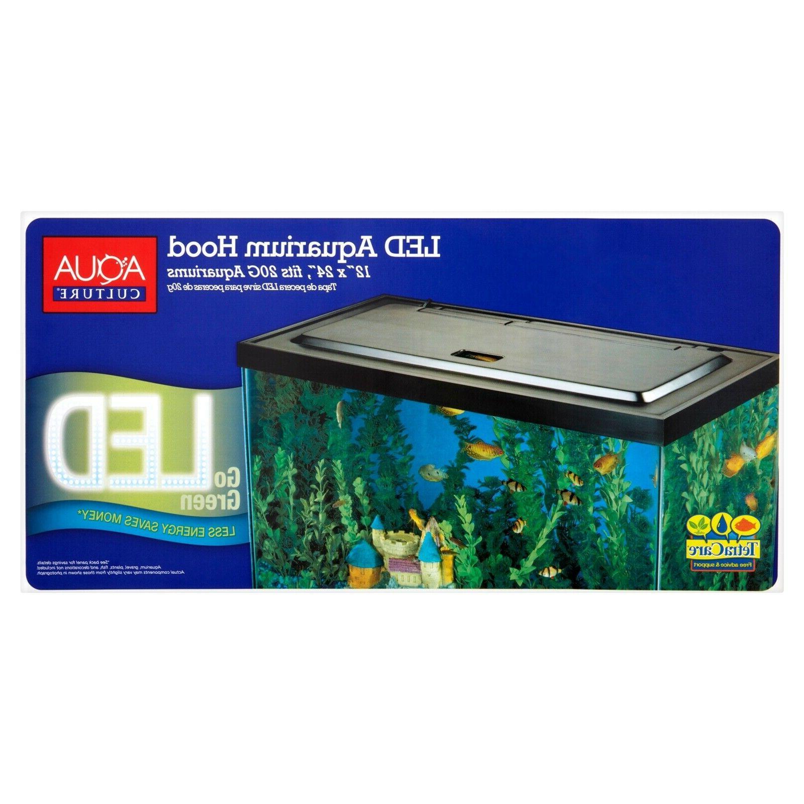 aqua culture aquarium hood 20