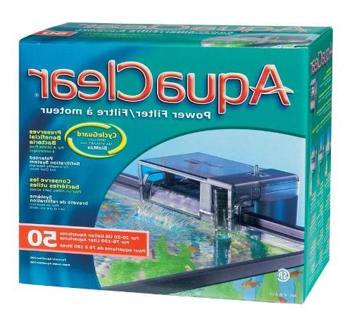 Aqua - Tank to 110v