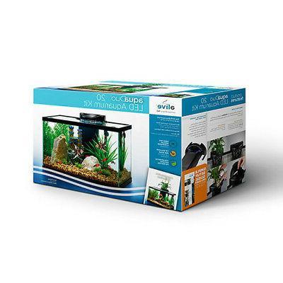 aquaduo aquarium kit