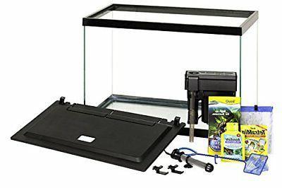 Tetra 20 Fish Kit, Includes LED and Decor