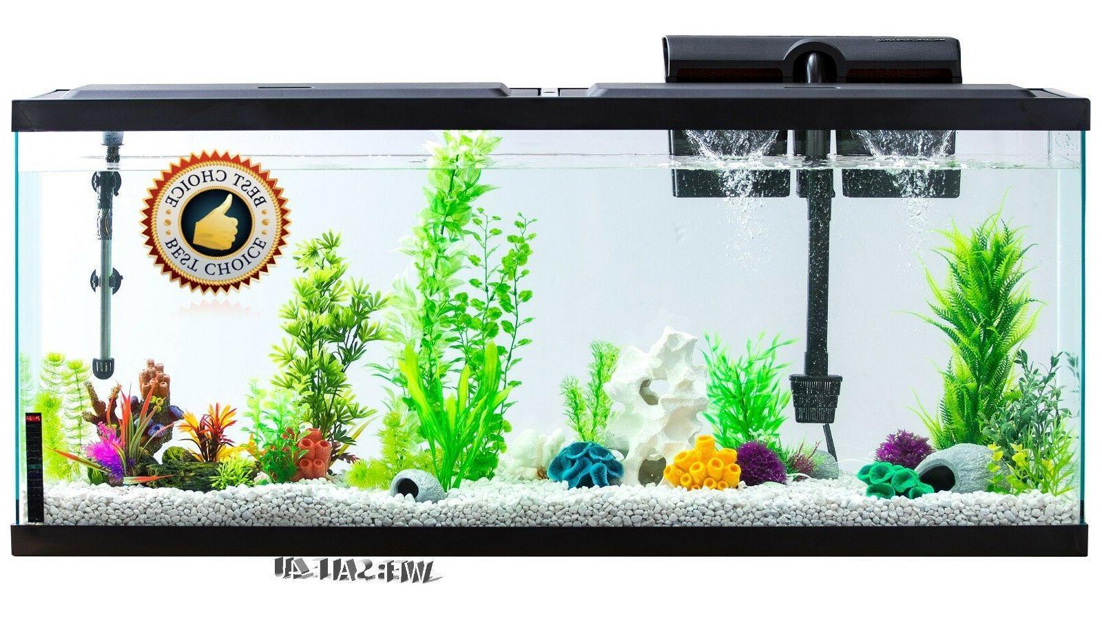 Fish Led Light Silent Filter Daylight
