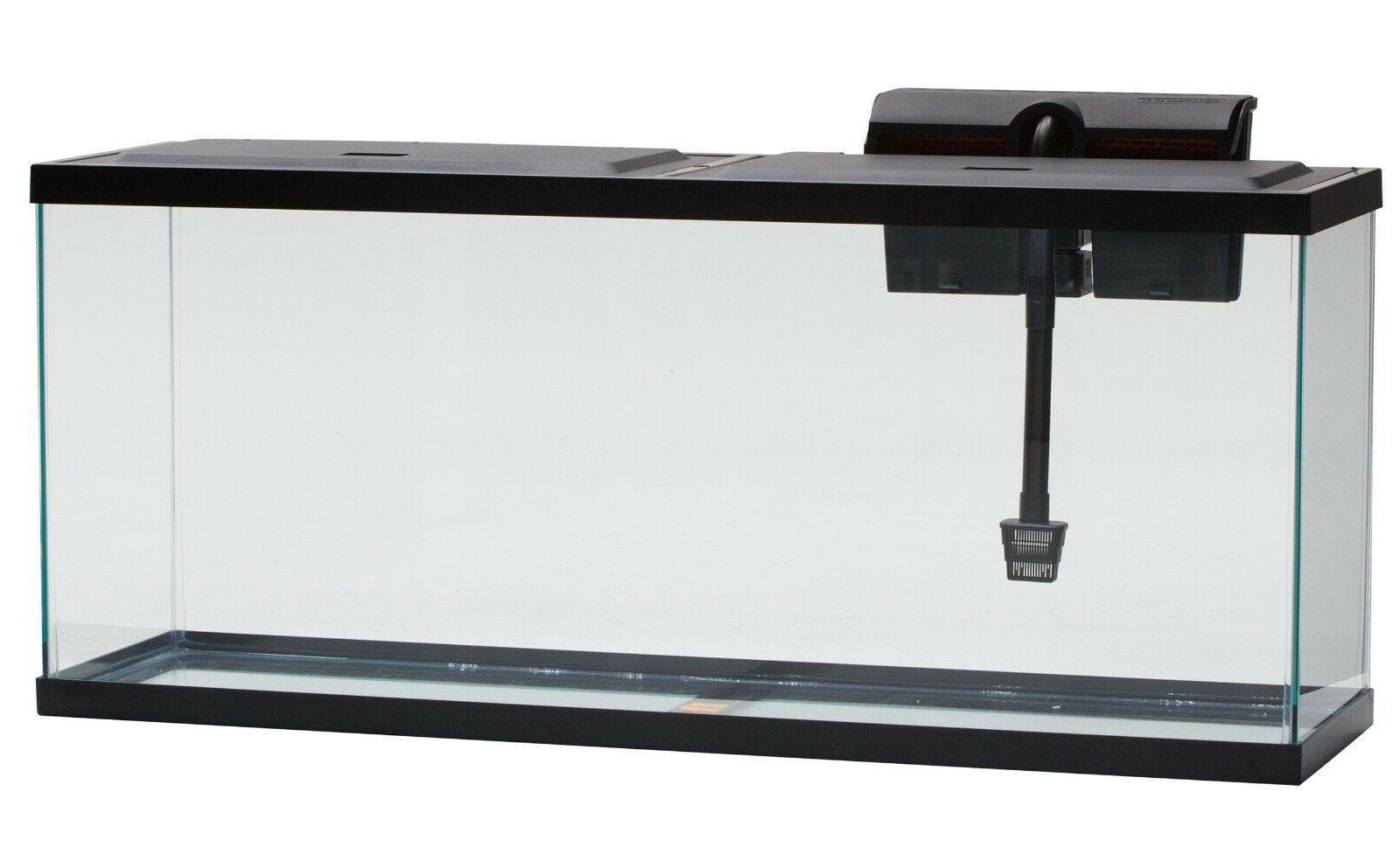 Fish Starter Kit Led Light Silent Filter Daylight