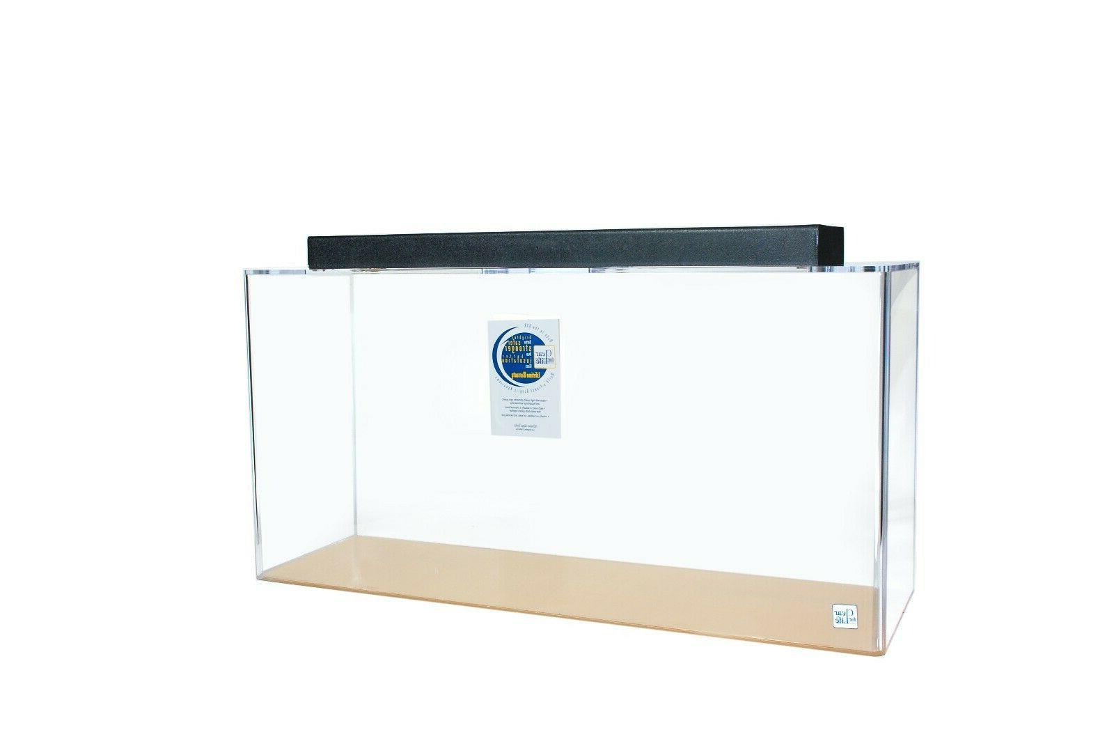 """Aquarium - Acrylic Rectangular Rectangular Tank 15"""" X TALL"""